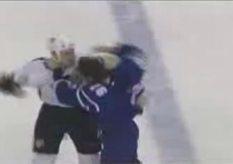 Tucker Ruutu fight